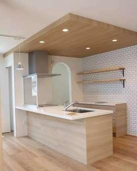 Kitchen set (dapur kering)