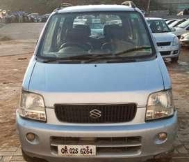 Maruti Suzuki Wagon R VXi BS-III, 2001, Petrol