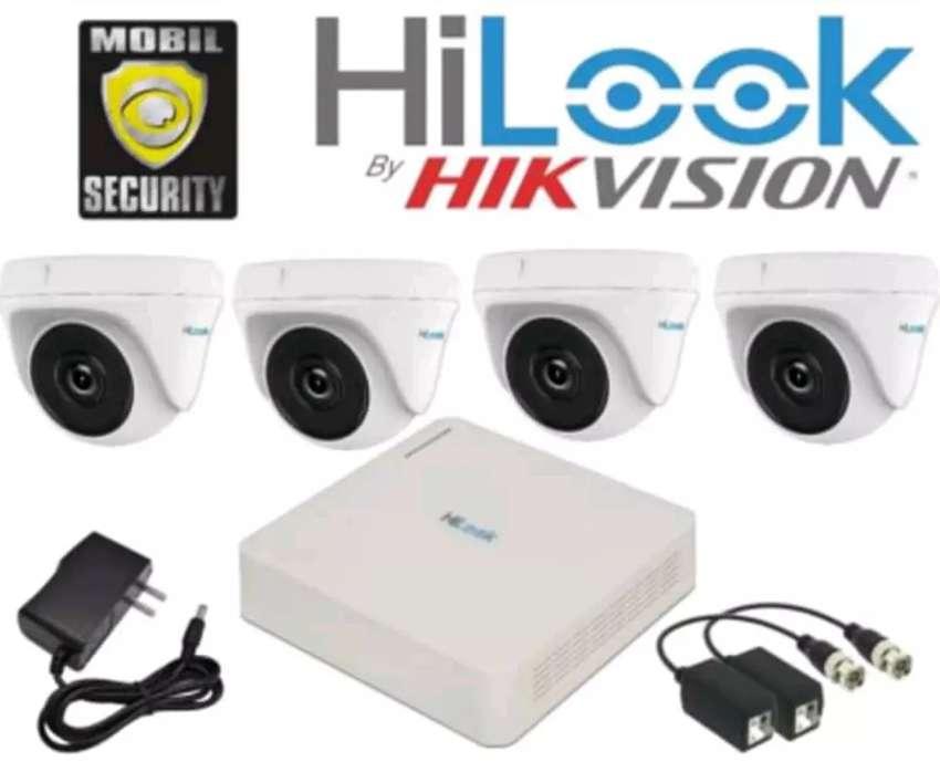 Paket CCTV lengkap kwalitas CLIING tidak mengecewakan 0