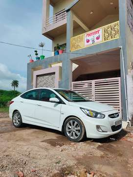 Hyundai Fluidic Verna 2012 Diesel Well Maintained