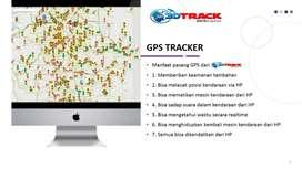 GPS TRACKER PALING AKURAT DAN TERPERCAYA + PASANG*3DTRACK