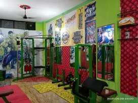 full gym setup