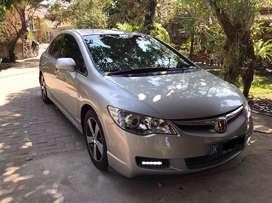 Honda Civic Fd1 1800cc plat DK lokasi mataram , kondisi super hobby