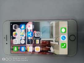 IPhone 7 silver color