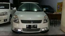 PROMO DP9JT!! Swift 1.5 GT3 SPORTS 2012/2013 Limited Ed bkn yaris jazz