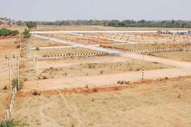 DTCP Approved Open plots for sale at Sadashivpet with water harvesting