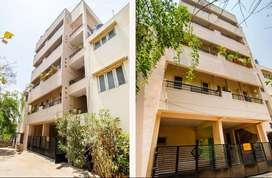 2 BHK Sharing Rooms for Men at ₹10200 in Indiranagar, Bangalore