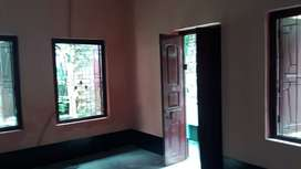 2 BHK house for rent at Bengal Engineering College, Shibpur 2nd gate