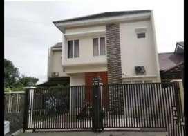 Rumah 2 lt samping toll di Banjar Wijaya Tangerang