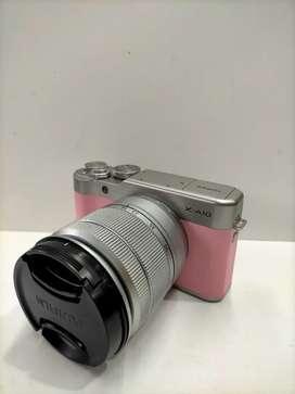 Fujifilm xa10 lensa 16 50