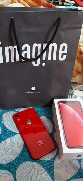 Iphone Xr 128 Gb Valid Purchase 4 month Ago
