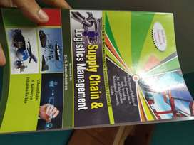 Supply chain and logistics management for ktu
