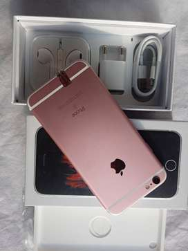 new iphone 6s 64 gb with accessories only 14999 rs