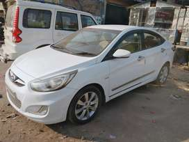 Well maintained verna fludic 1.6 sx