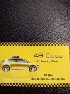 AB CABS 24hrs TAXI services