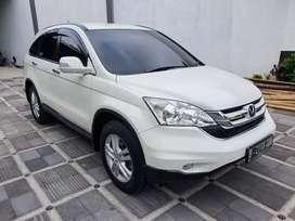 Bismillah For sale Honda CR-V 2.4 At 2010 khusus kredit