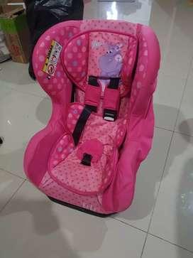 Car seat kursi bayi mobil elle