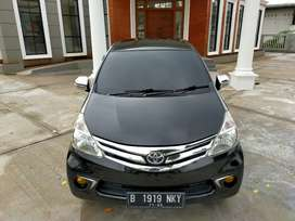 Cash Keras 97 juta Avanza G 1.3 AT 2013.