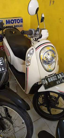 Scoopy nego ditempat
