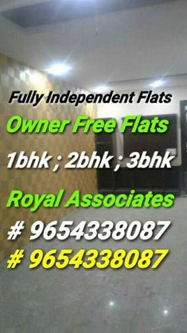 Laxmi Nagar : Fully Independent 1,2 nd 3Bhk flats on rent in laxmi ngr