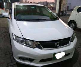 Get Honda Civic On easy Monthly Instalemnts