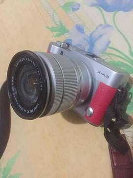 CAMERA FUJIFILM XA3 Kit 16-50mm Pink