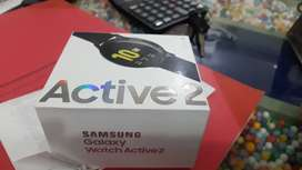 Samsung Galaxy Watch Active-2 brand new sealed pack