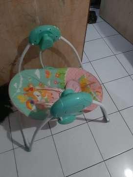sugar baby bouncer swing