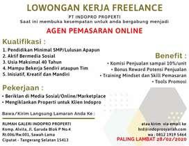 Lowongan marketing freelance