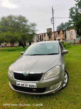Skoda Rapid 1.6 MPI Ambition with Alloy Wheels, 2012, Diesel