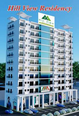 Shop # G-8 For Sale, Hill View Residency
