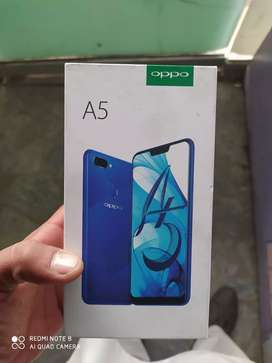 Oppo a5 best condition