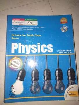 S Chand- physics (class 10)
