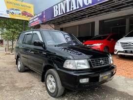 Kijang LGX 2.5 Diesel 2000 antik istimewa TT Panther di Bintang Motor