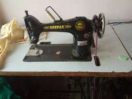 Tailoring machine goodworking