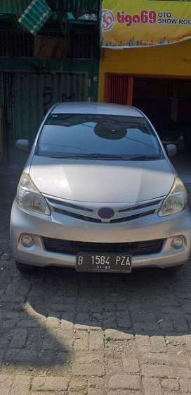 Daihatsu Xenia Type X Tahun 2012 MT Harga 105 Juta Nego