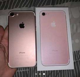 Iphone 7 128Gb perfect condition E.M.I available