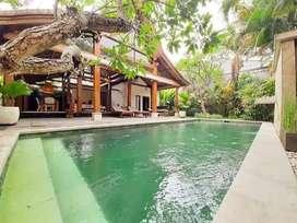 Villa Dijual (3,72Are) di Nelayan Canggu