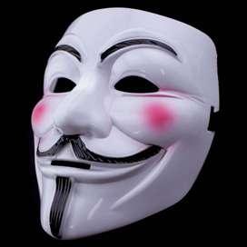 Koleksi Topeng Orang Terkenal Anonymous Mask