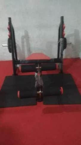 Gym machine