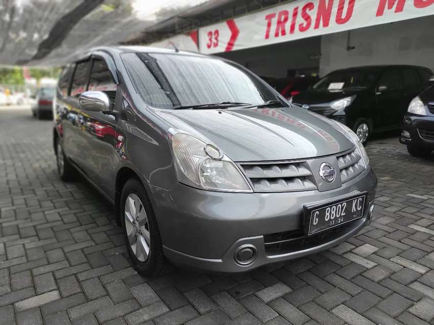 (DP 10JT) Grand Livina XV 2007 manual