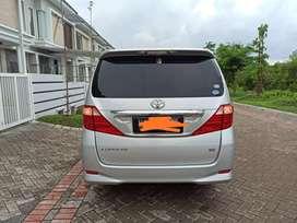 Oper Kredit Murah Toyota Alphard 2010 125jt atau beli cash 275Jt!