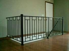 Balkon minimalis bm