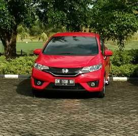 Honda Jazz S matic 2014 warna merah