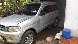 Taruna CL 2004 silver kondisi istimewa