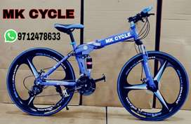 *FOLDABLE CYCLE WITH 21 GEARS *