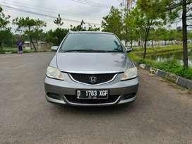 Dp 10 jt.! Kredit murah Honda New City Vtec matic 2008 new look.!!
