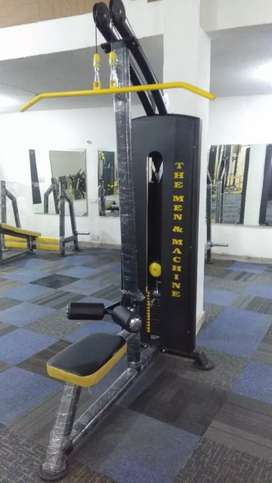 Fully commercial gym equipment manufacture