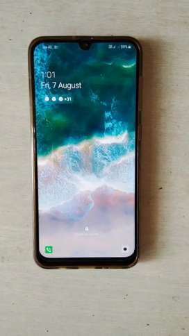 Samsung A50 fo sale with 4month warranty