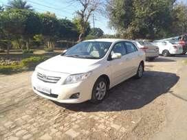Toyota Corolla Altis 2010